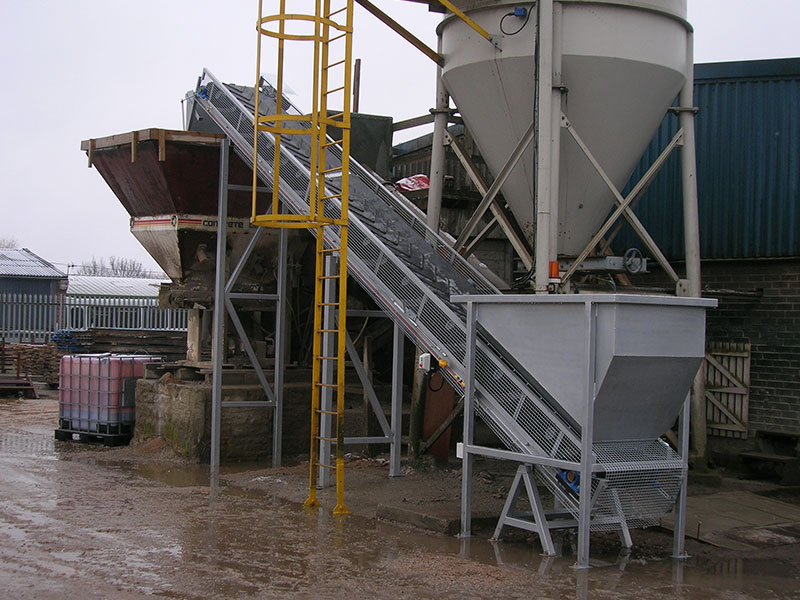 Peveril Machinery solves a problem for a concrete products manufacturer.
